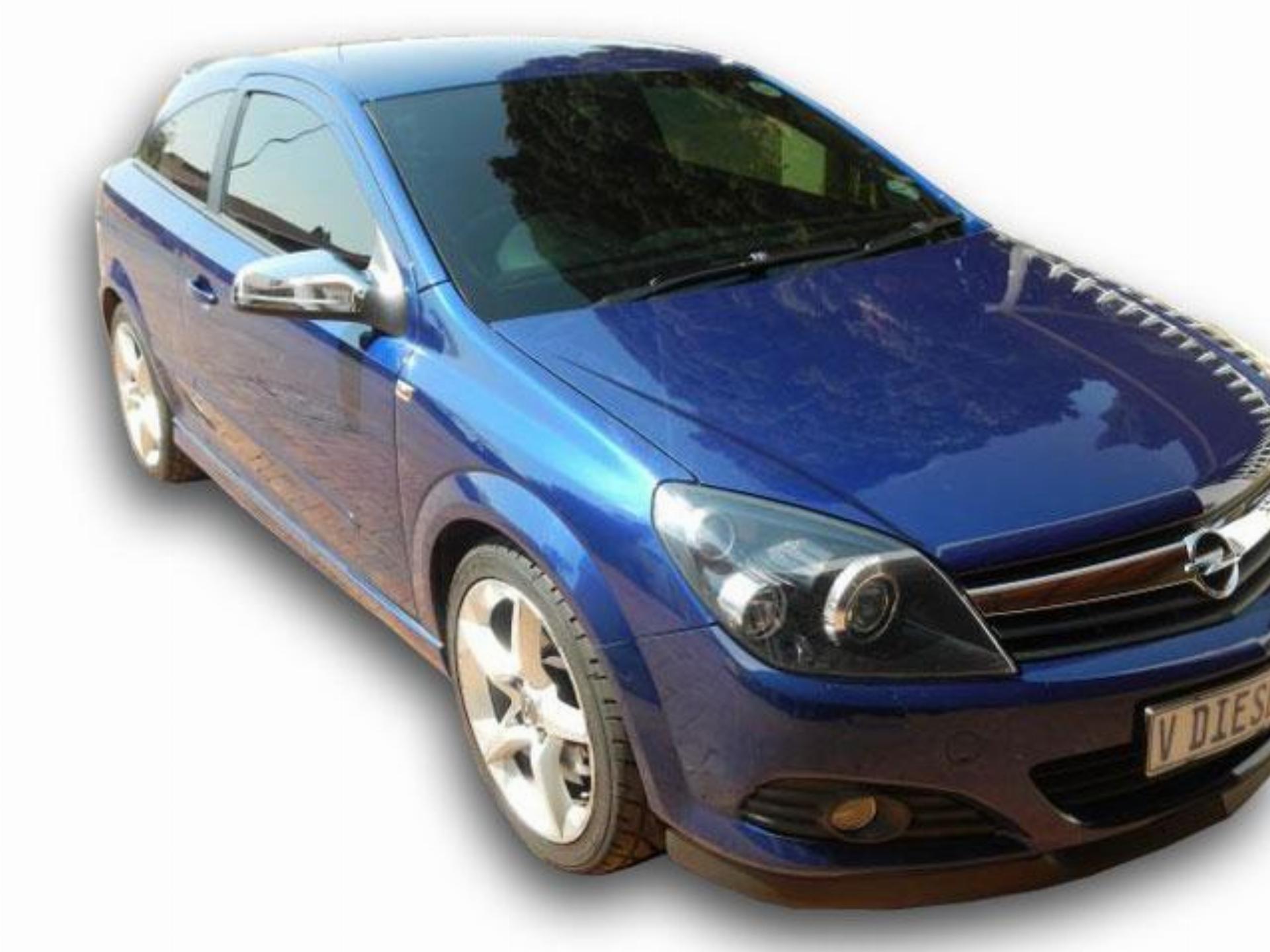 Opel Astra GTC 1.9