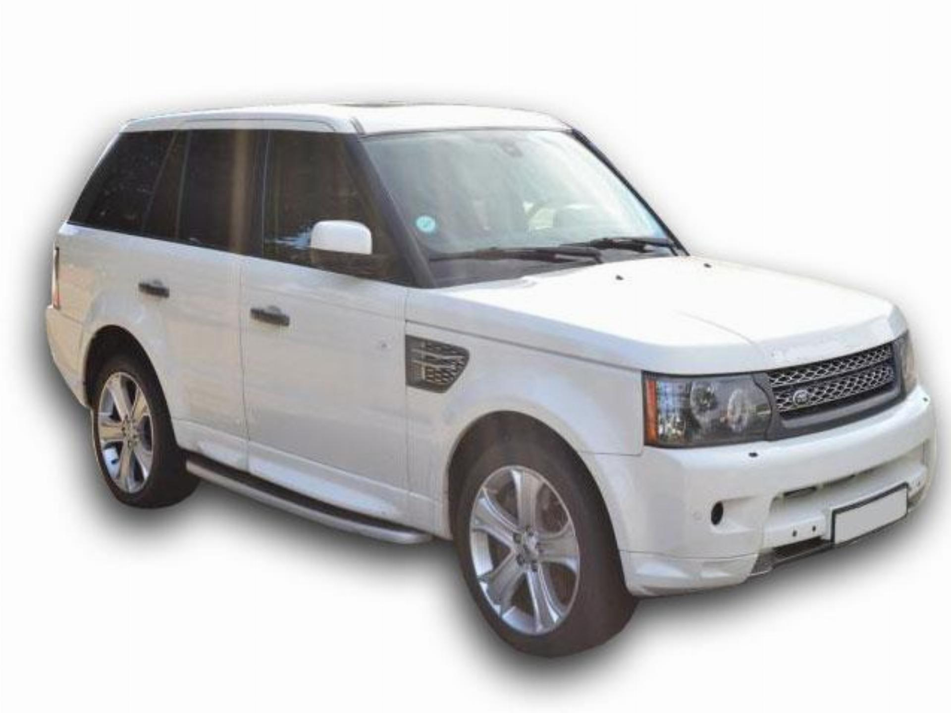 Land Rover Range Rover Sport Supercharged 5.0