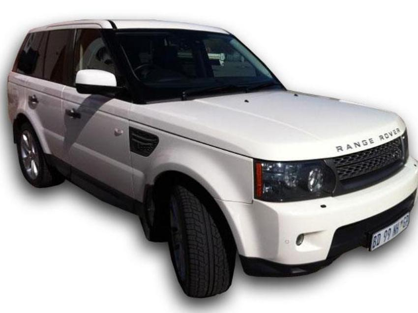 Land Rover Range Rover Sport 5.0 S/CHARGED