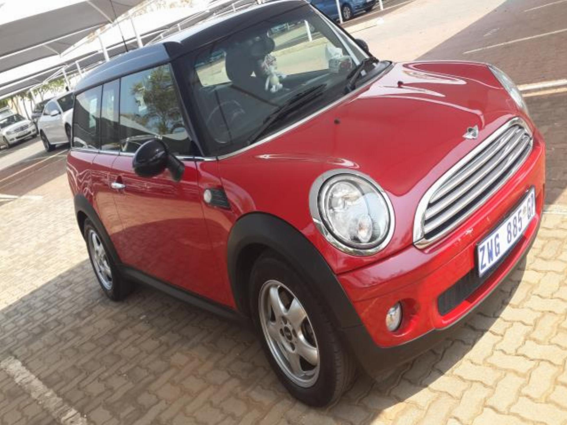 Mini Clubman 1.6 Engine