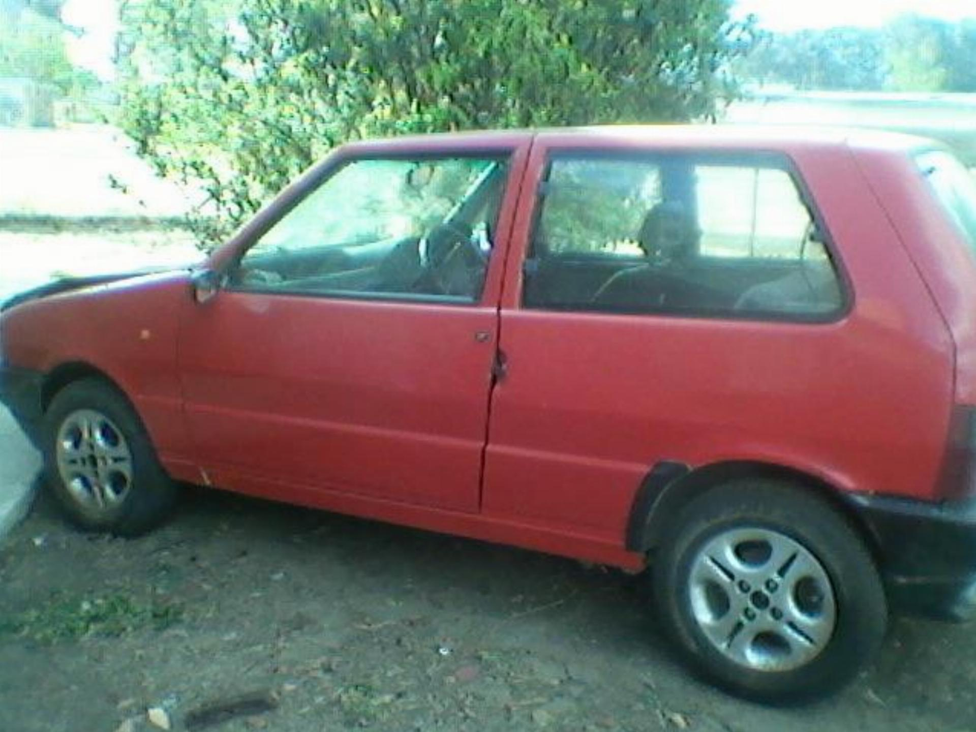 Used Fiat Uno Mia 1100 3D 1993 on auction - PV1003679