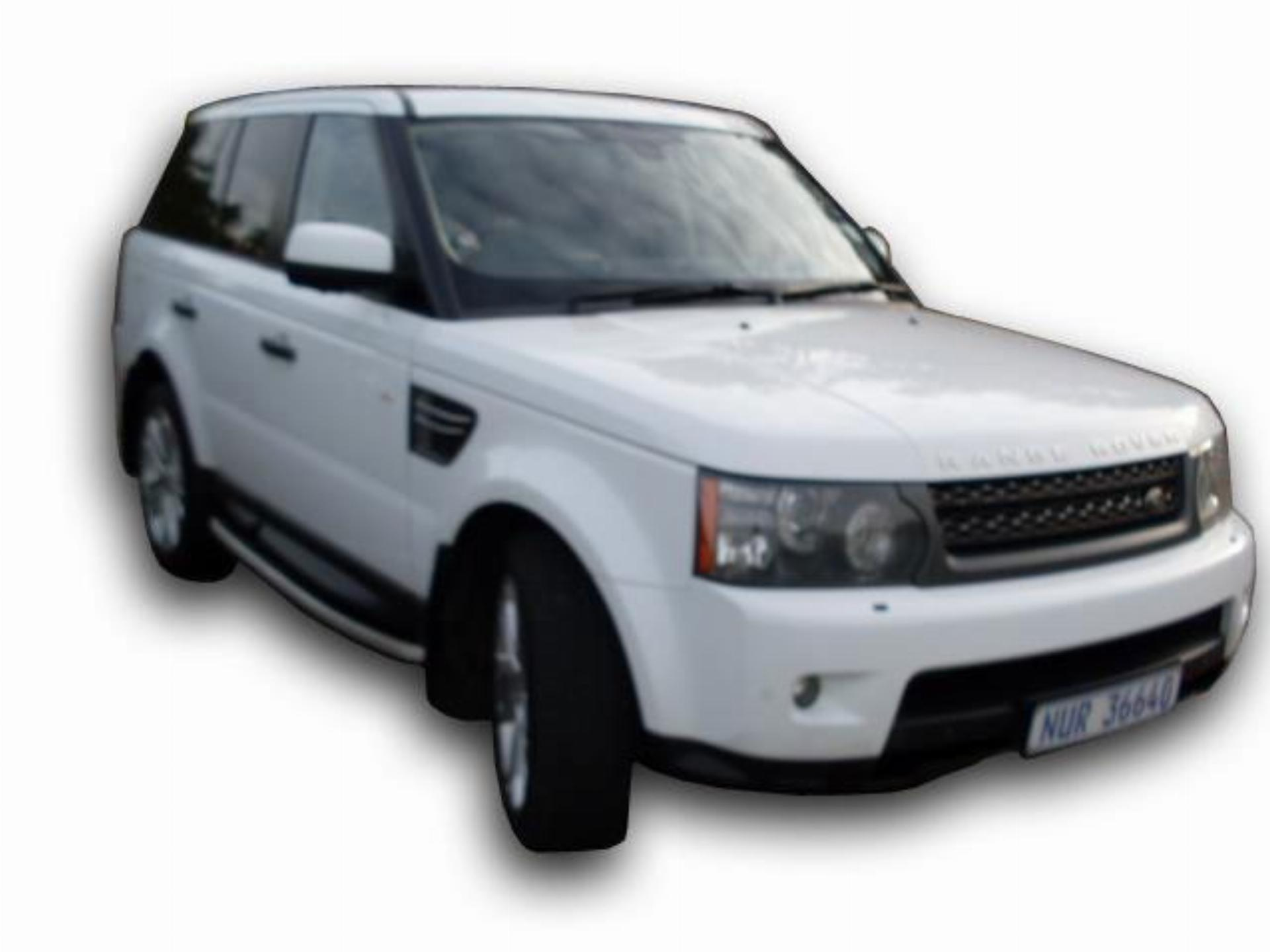 Land Rover Range Rover Sport 3.0D Hse Lux
