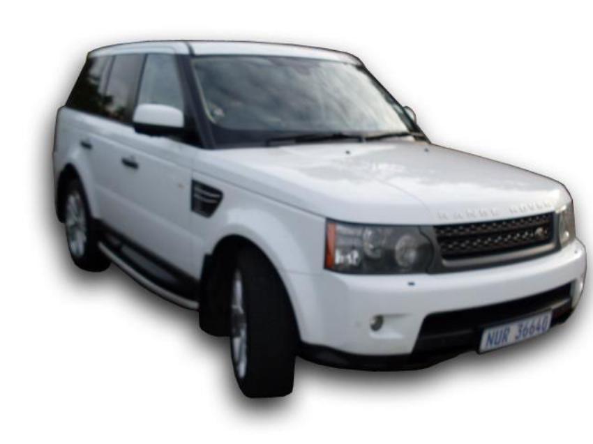Land Rover Range Rover Sport 3.0D Hse Lux