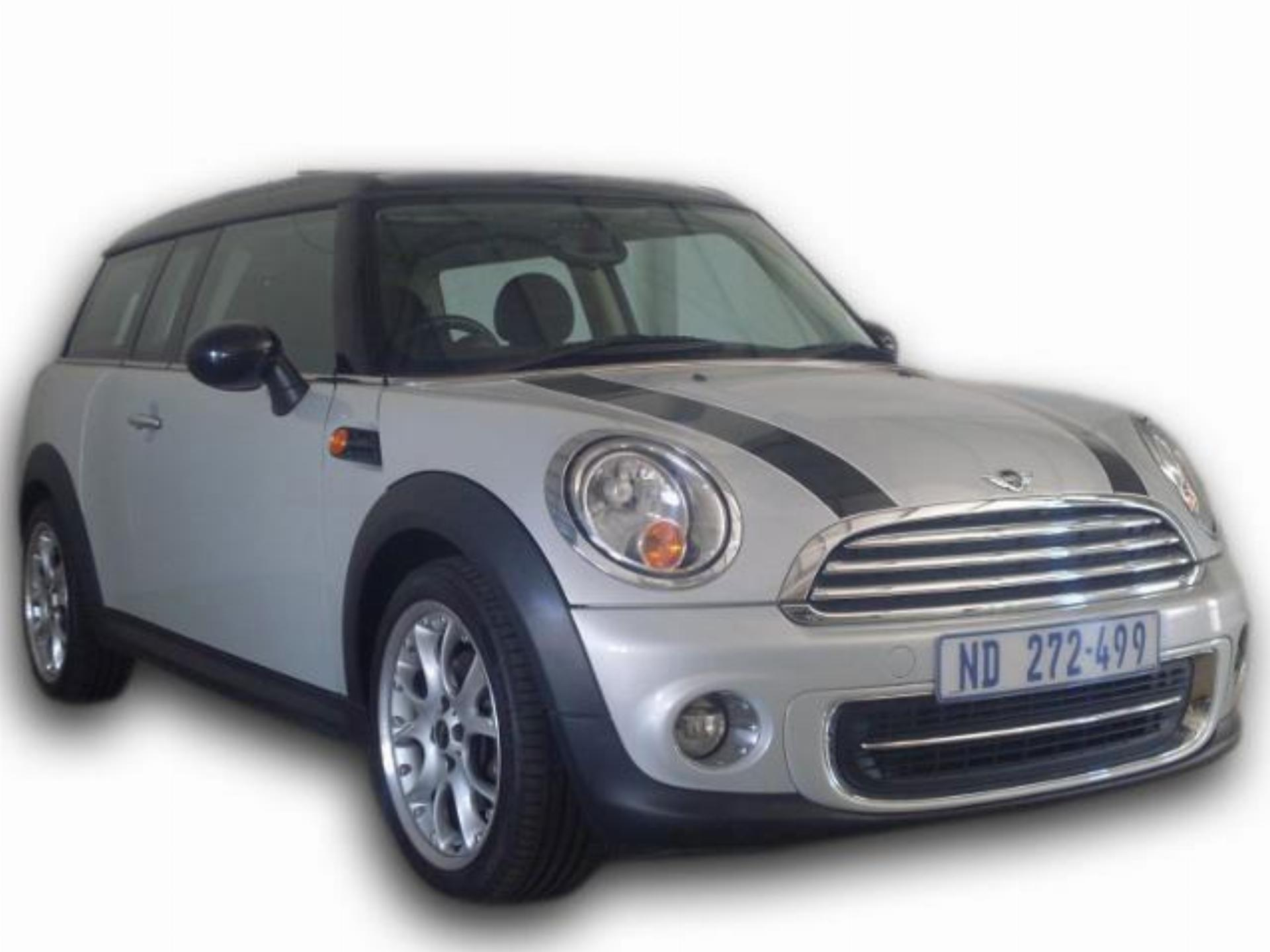 Mini Clubman Cooper With Panoramic Sunroof