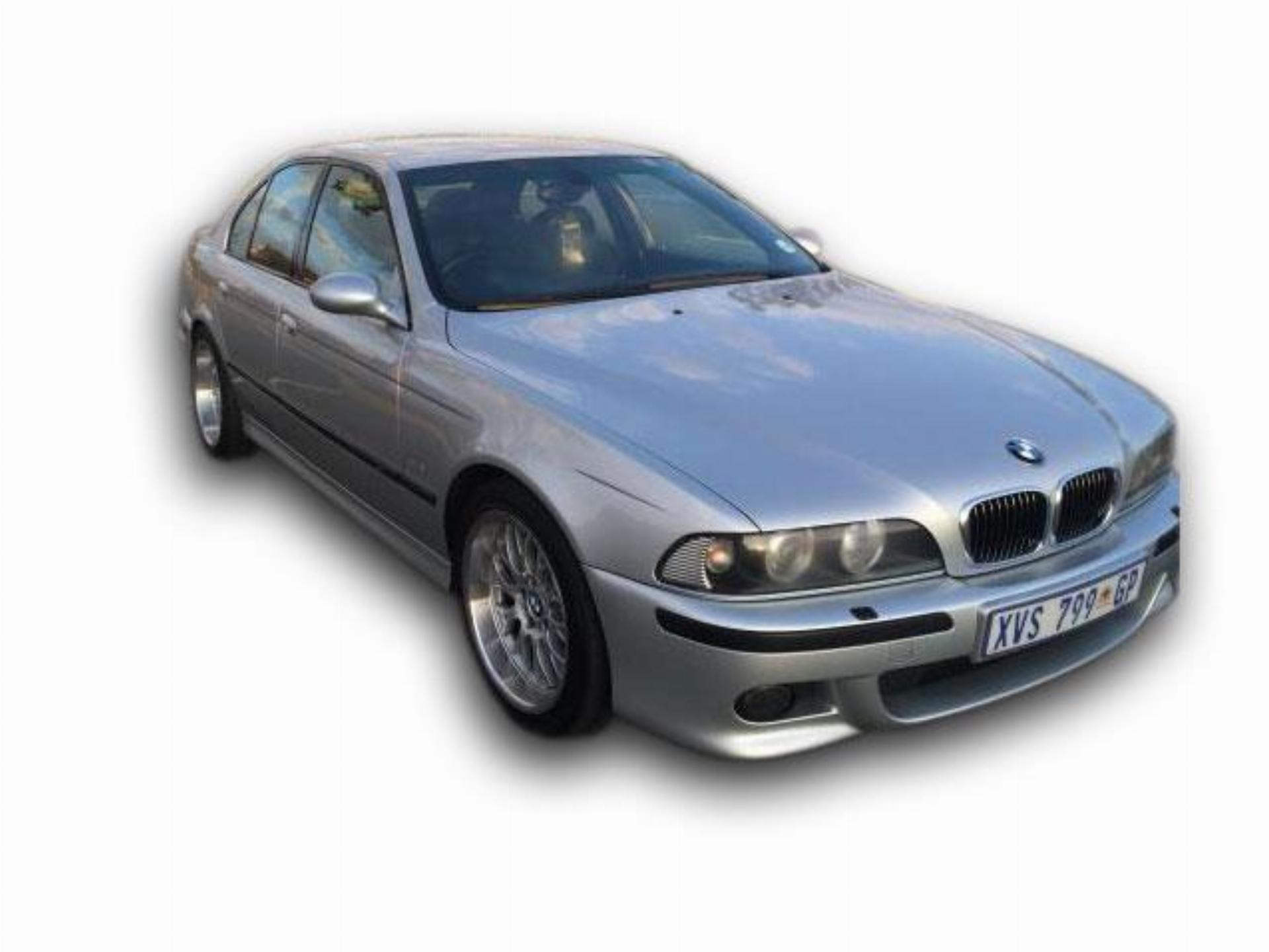 Used Bmw E39 M5 2002 On Auction Pv1008786