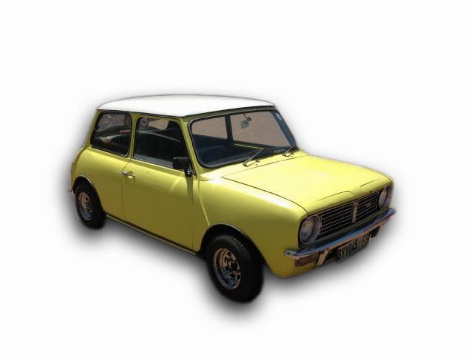 Mini Clubman 1100