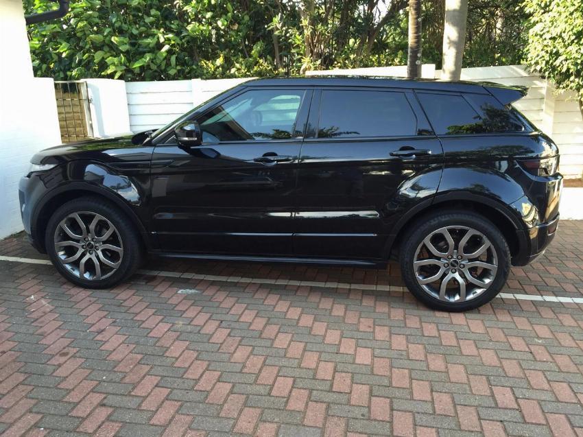 Range Rover 2011 Land Rover Evoque