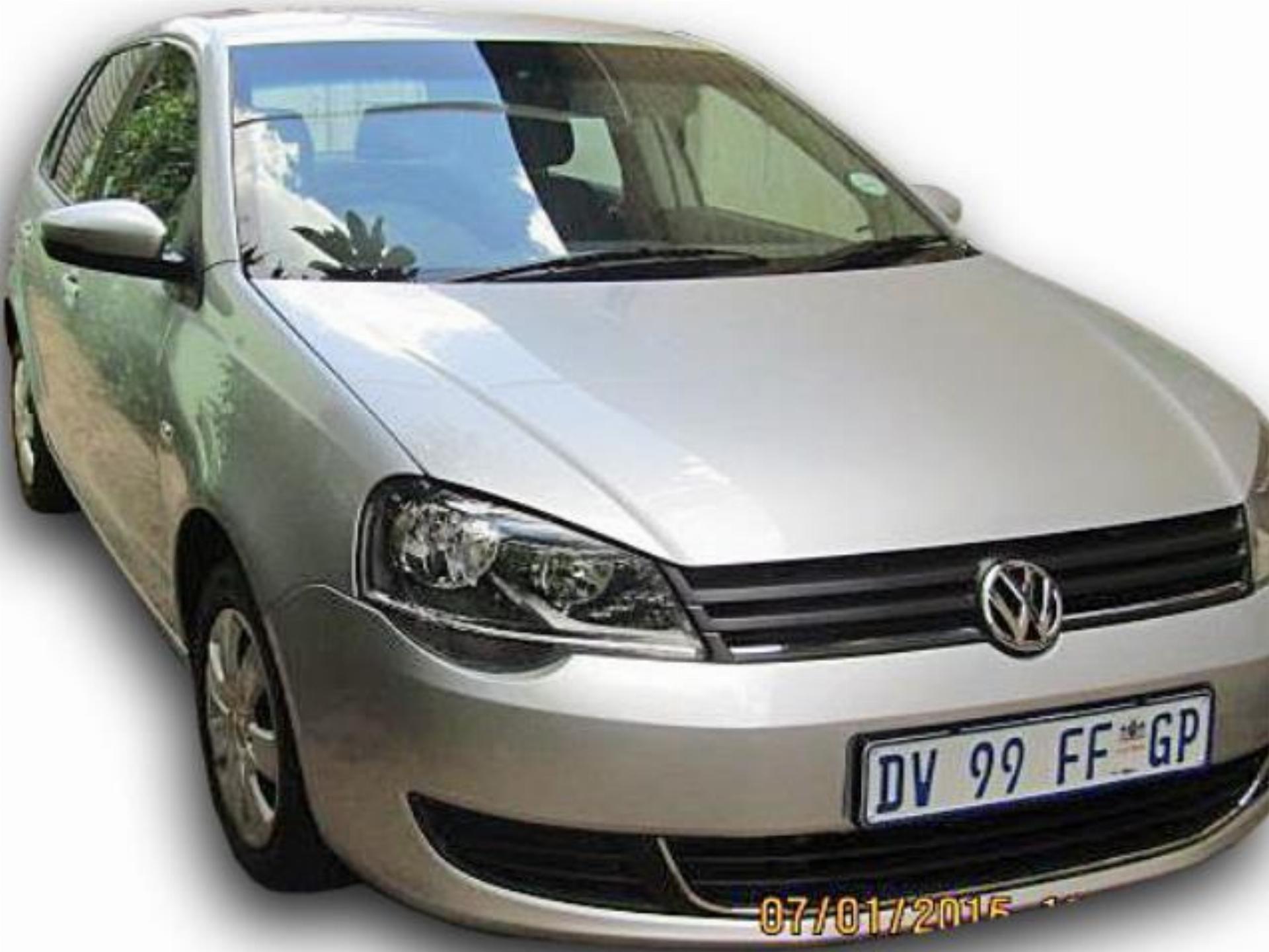 Volkswagen Golf Vii VW Polo Vivo 1.4 Trendline