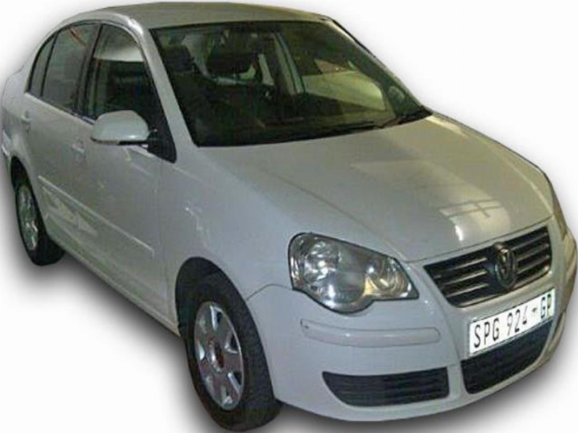 VW Polo Classic 9N