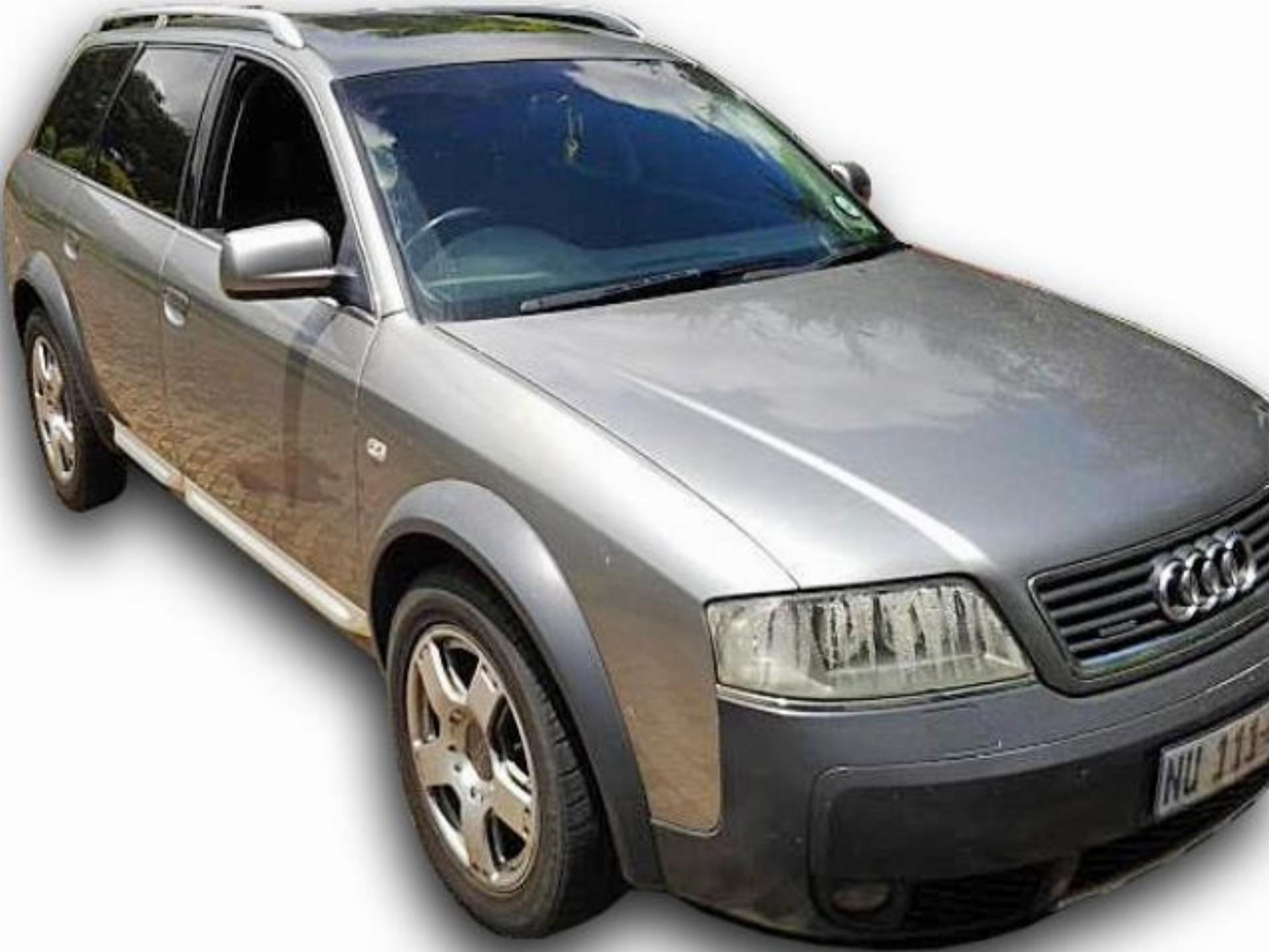 Audi A6 Allroader