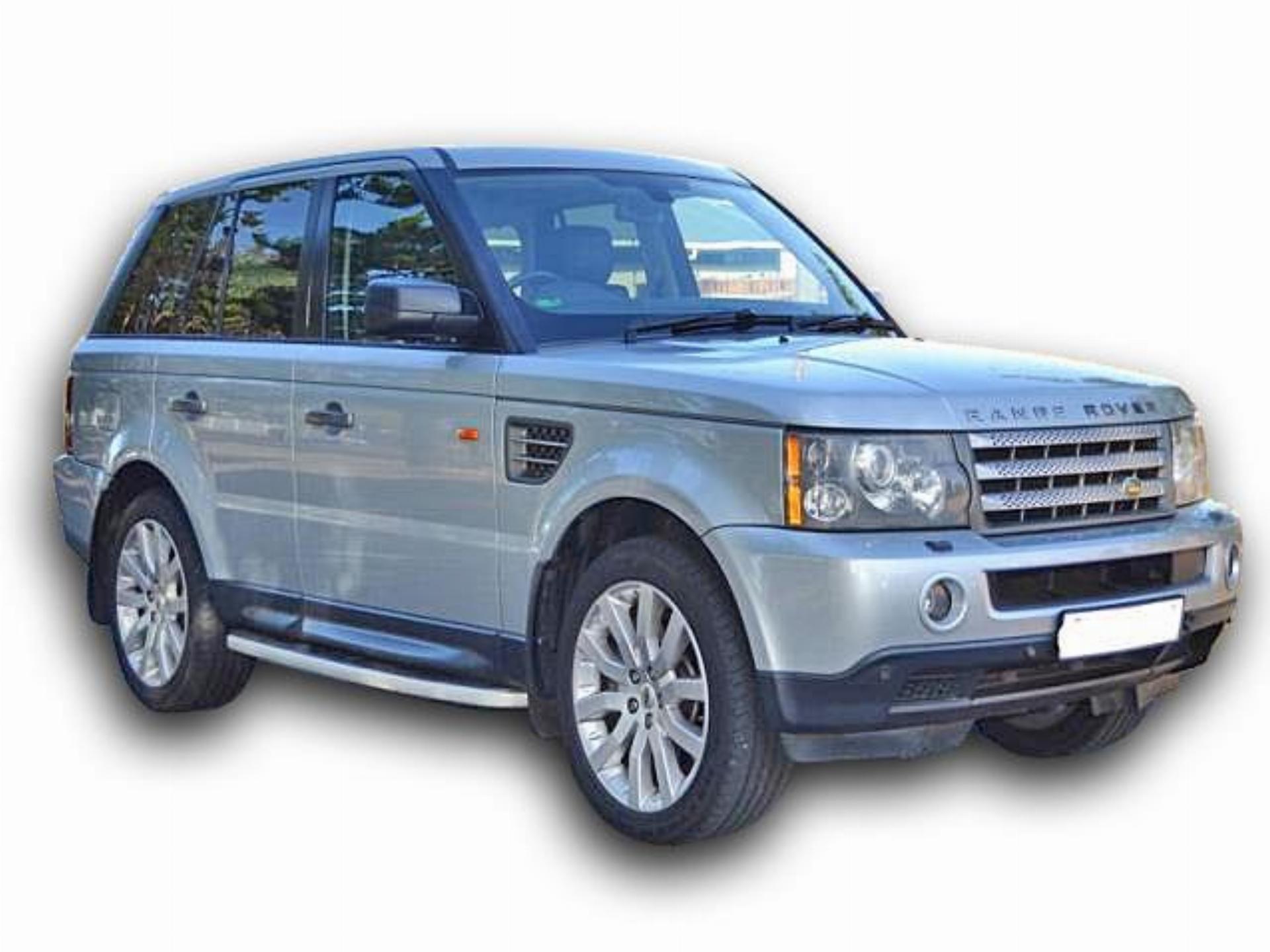 Land Rover Range Rover Sport 3.6L Hse