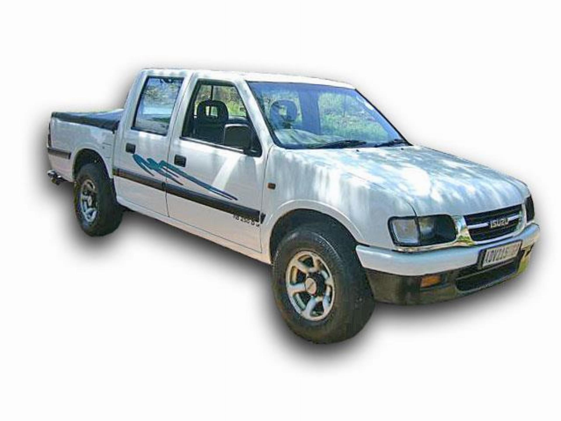Isuzu KB250 KB 250 LE Doublecab Diesel LWB 4X2