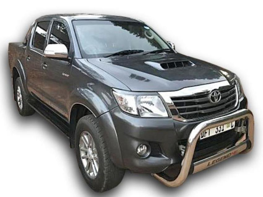 Used Toyota Hilux 3 0 D4D Legend 45 A/T 4X2 2015 on auction - PV1022570