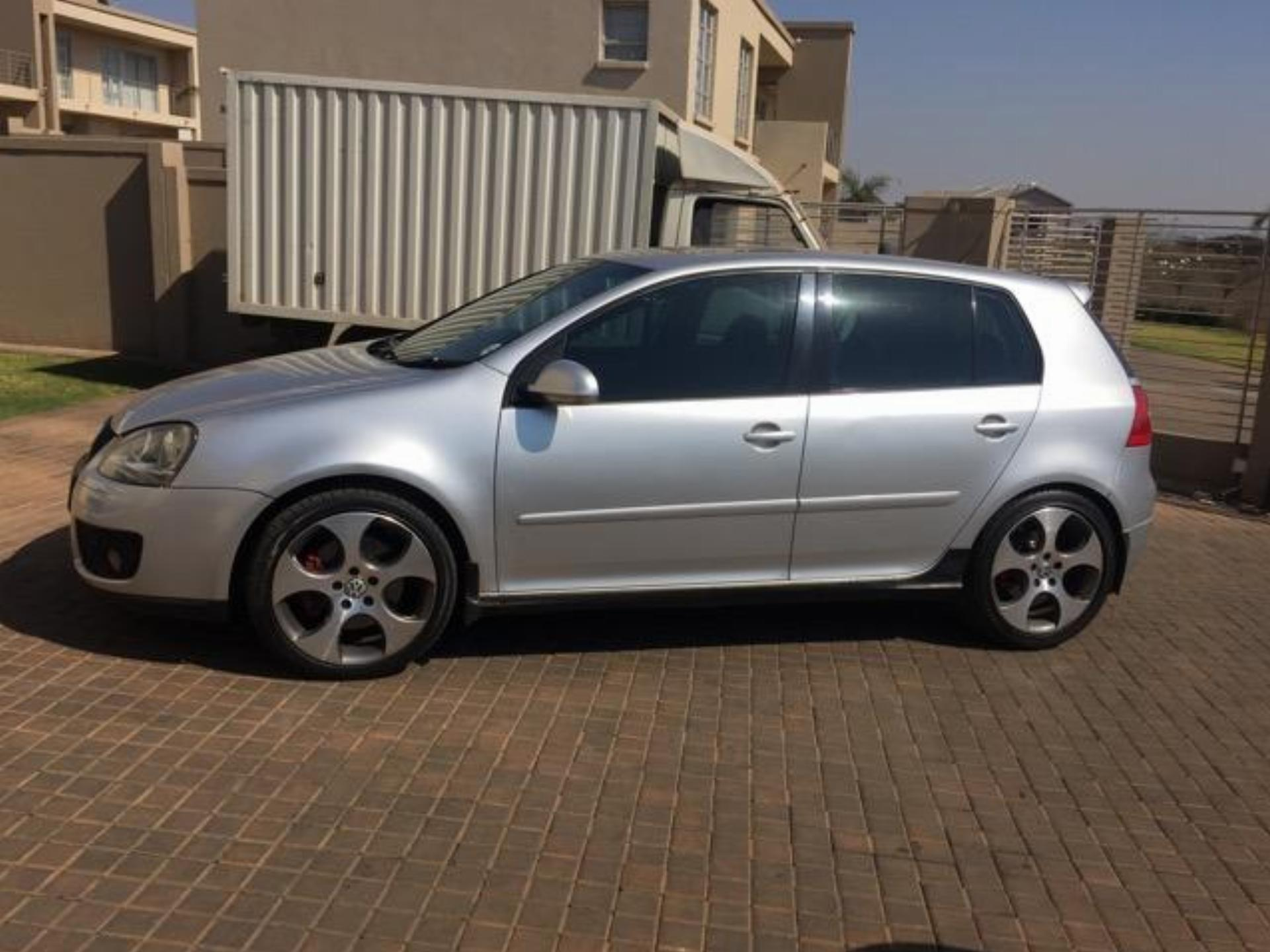 Used Vw Golf 5 Gti Dsg 2008 On Auction Pv1022798