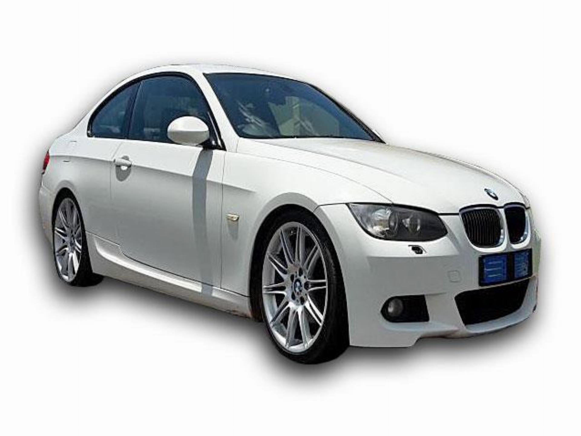 3 Series 2008 BMW 325I Coupe A/T