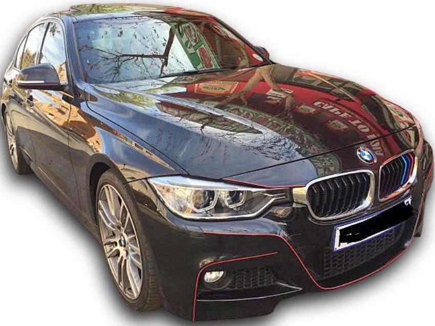 3 Series BMW 320I Msports Auto