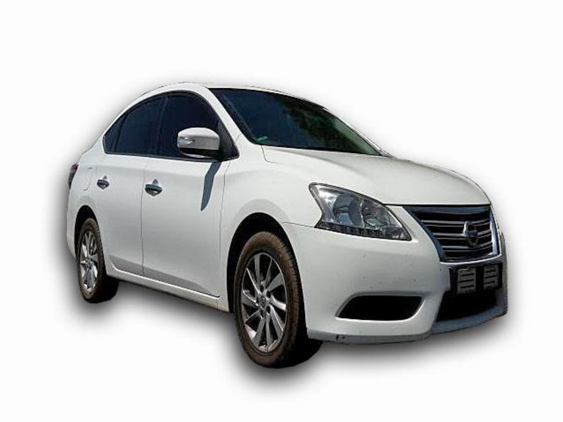 Nissan Sentra 1.6 Acenta CVT