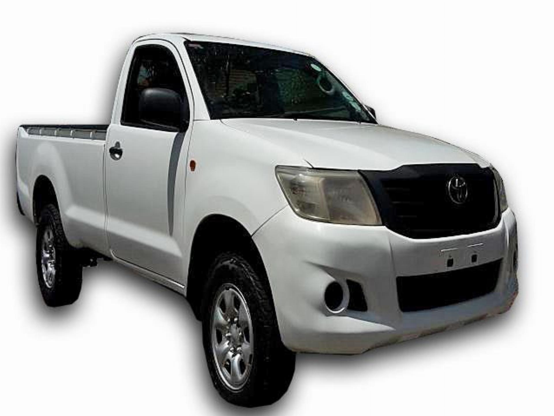 2013 Toyota Hilux 2.5 D4D RSX 4X4