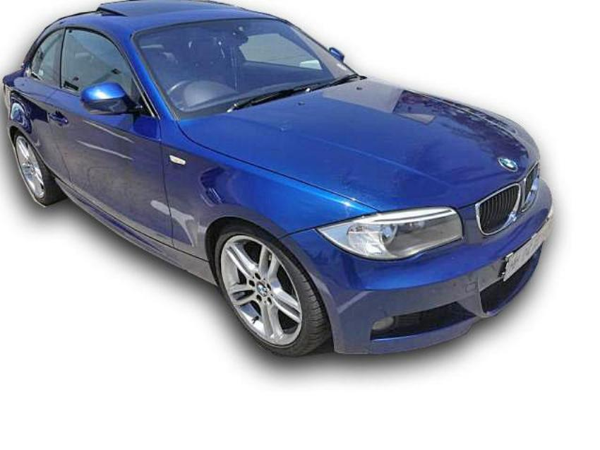 BMW 1 Series 125I Coupe Sport A/T