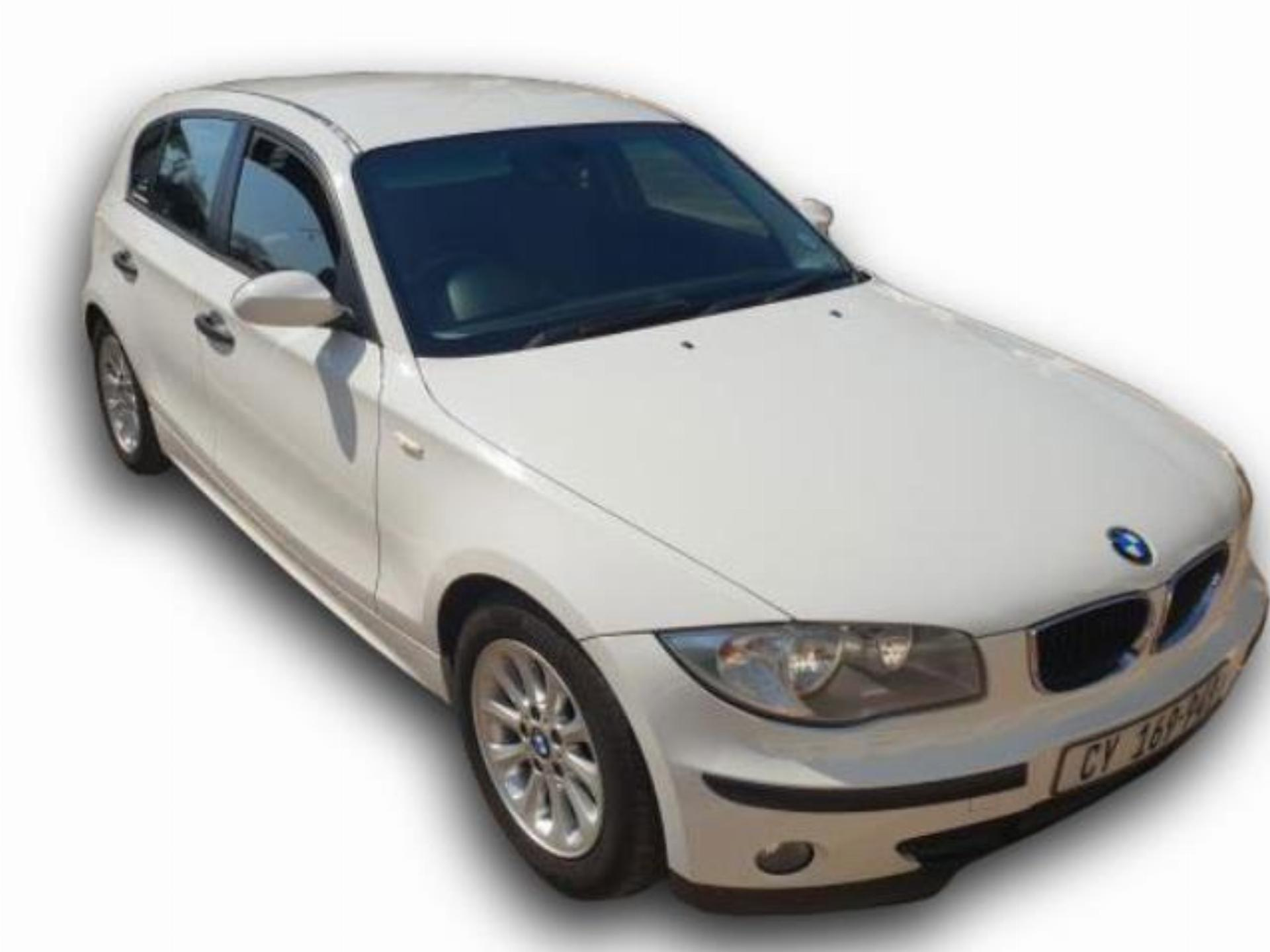 BMW 1 Series 118I 5DR (E87)