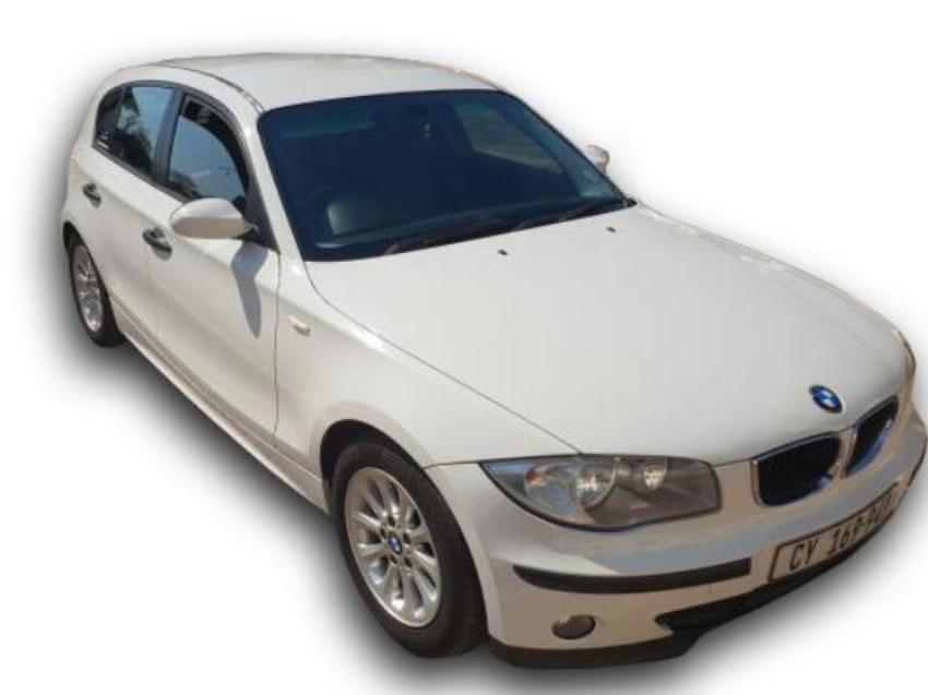 BMW 1 Series 118I 5DR (E87)