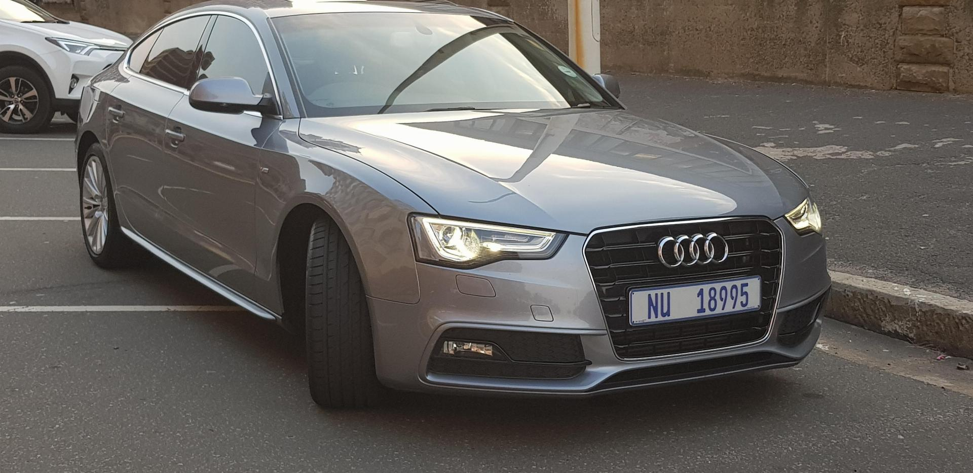 A5 Audi 2.0 TDI Spoartback