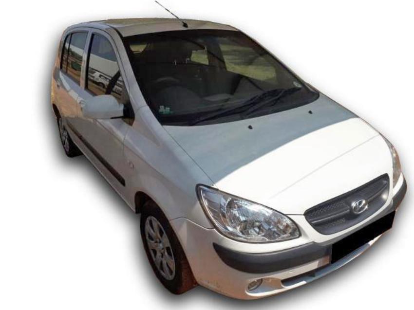 Hyundai Getz 1.4 G/L