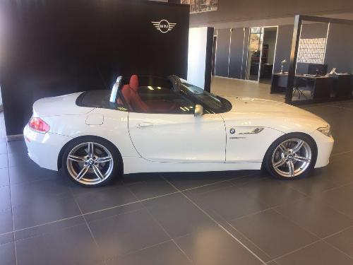 Bank Repossessed And Used Bmw Z4 For Sale