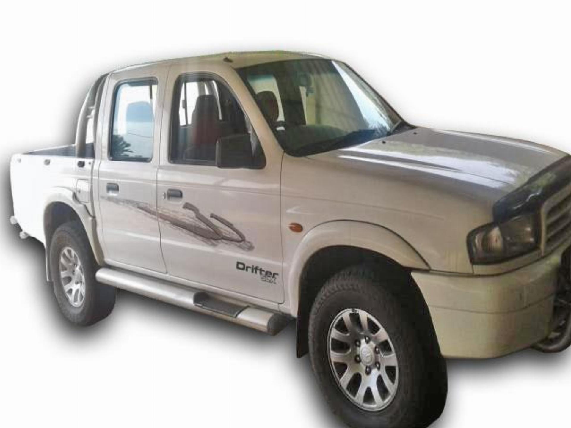 Mazda B-SERIES B 2500 TD Drifter