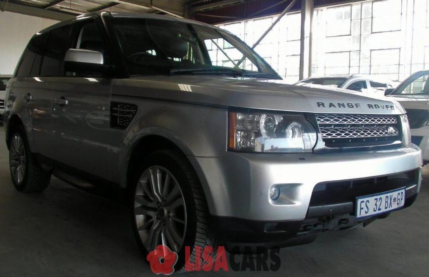 Land Rover Range Rover Sport 3.0 D Hse Luxury