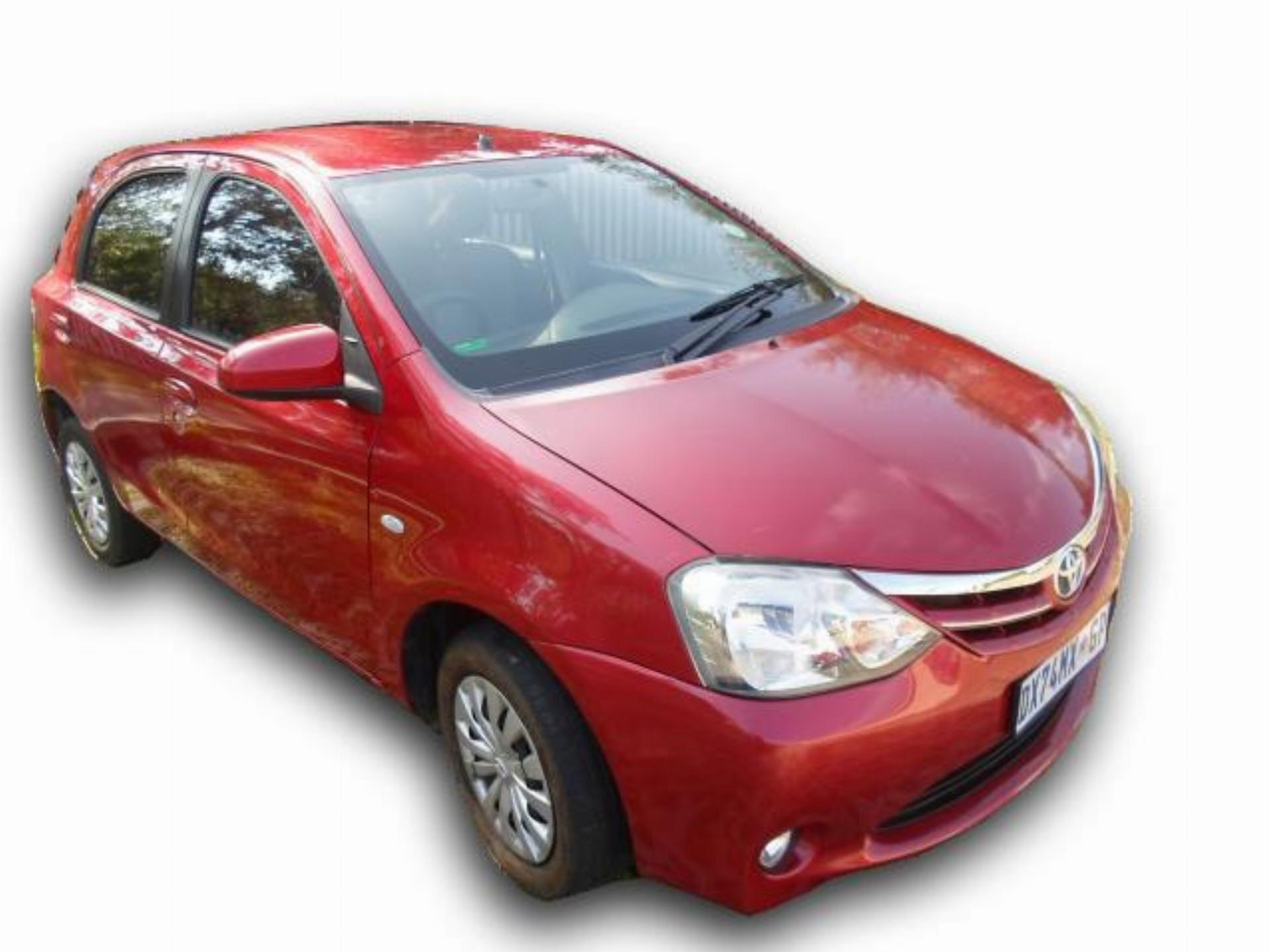 Toyota Etios 1.5XI 5DR Hatchback