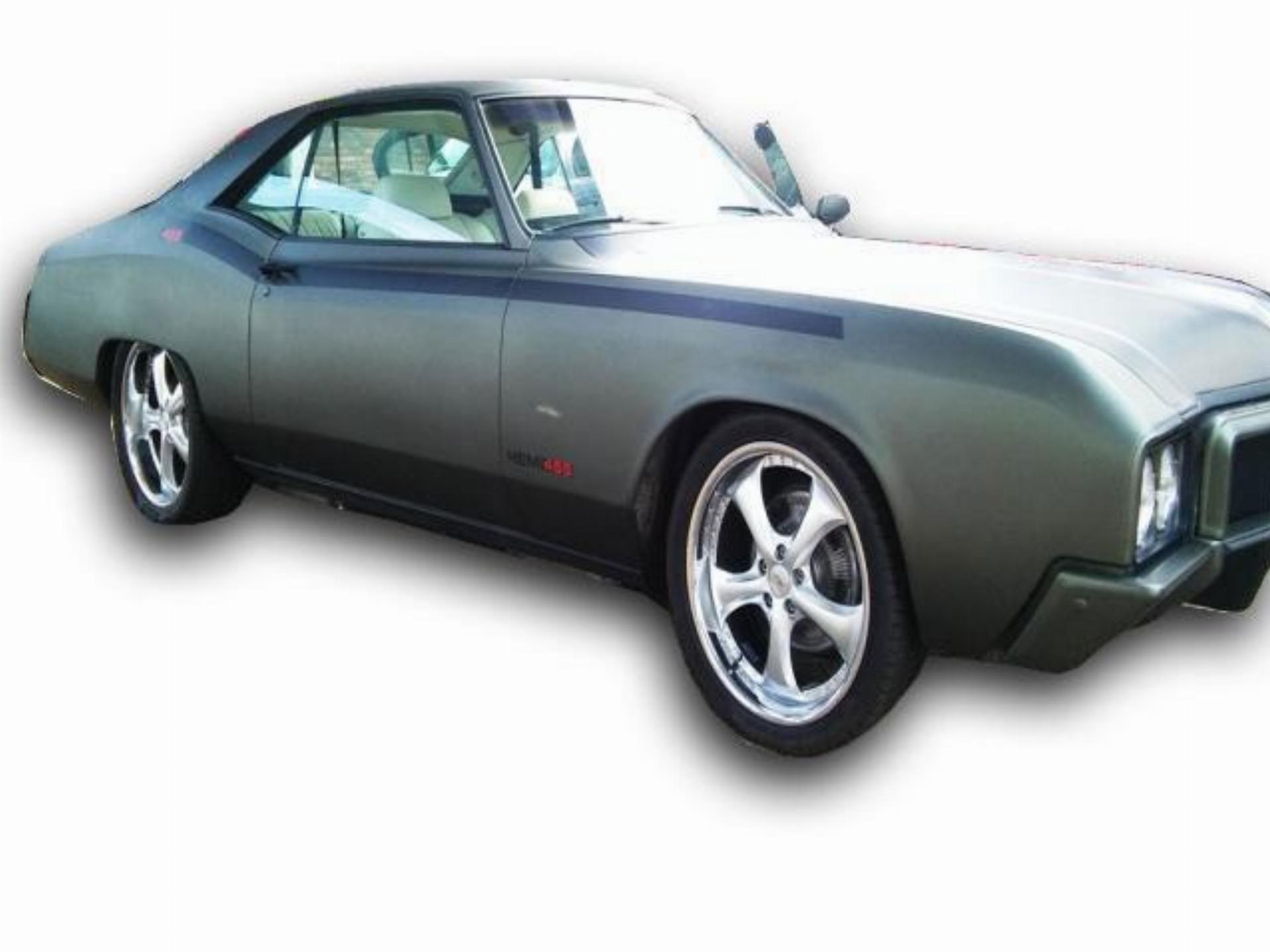Buick Riviera 455 Nailhead