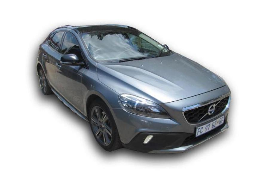 2016 2016 Volvo V40 Cross Country D3 Automatic 2.0