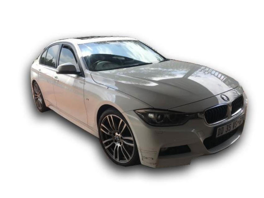 BMW 3 Series 2014 320I Msport