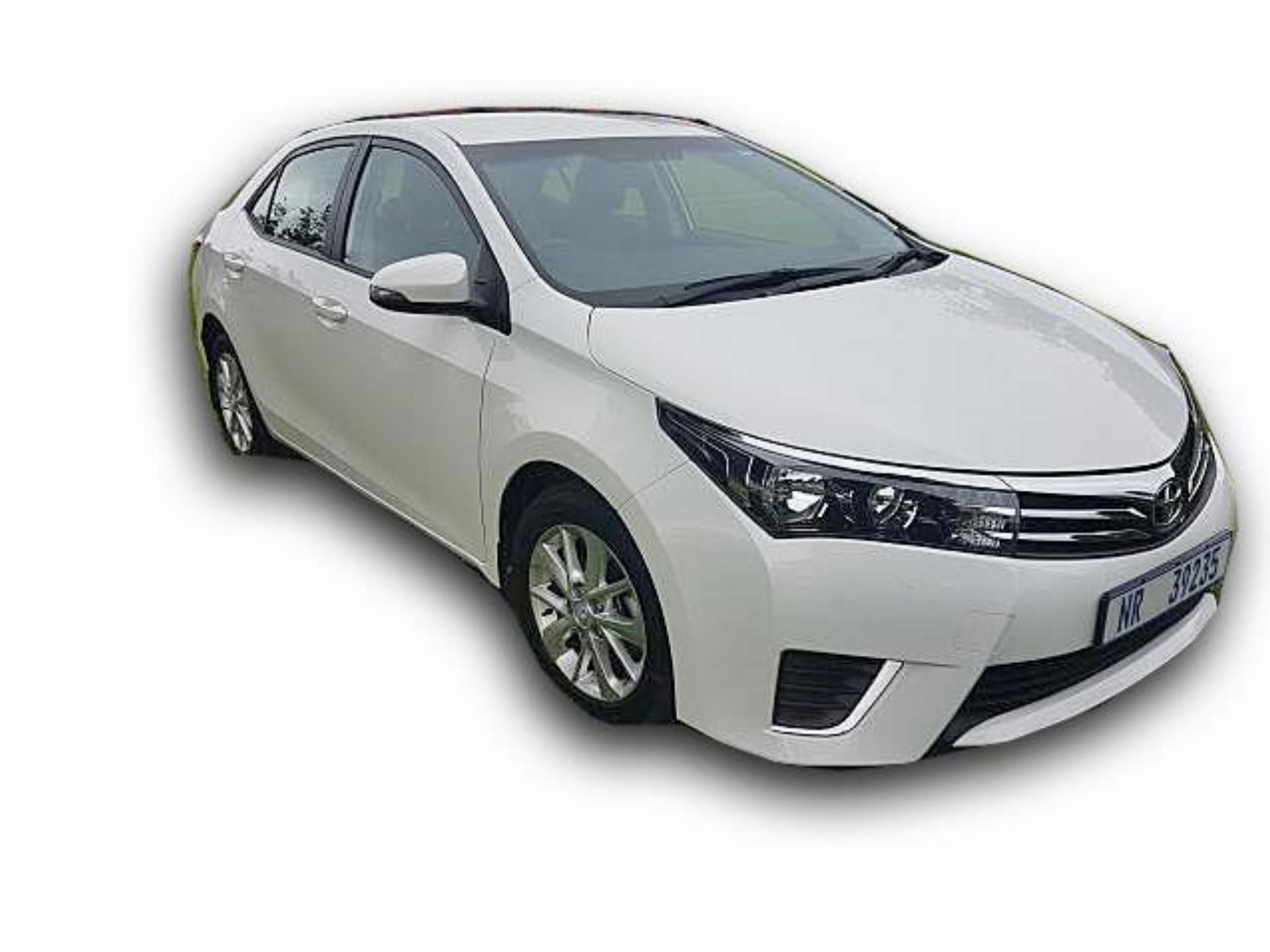 Toyota Corolla 1.4D Prestige - Sedan