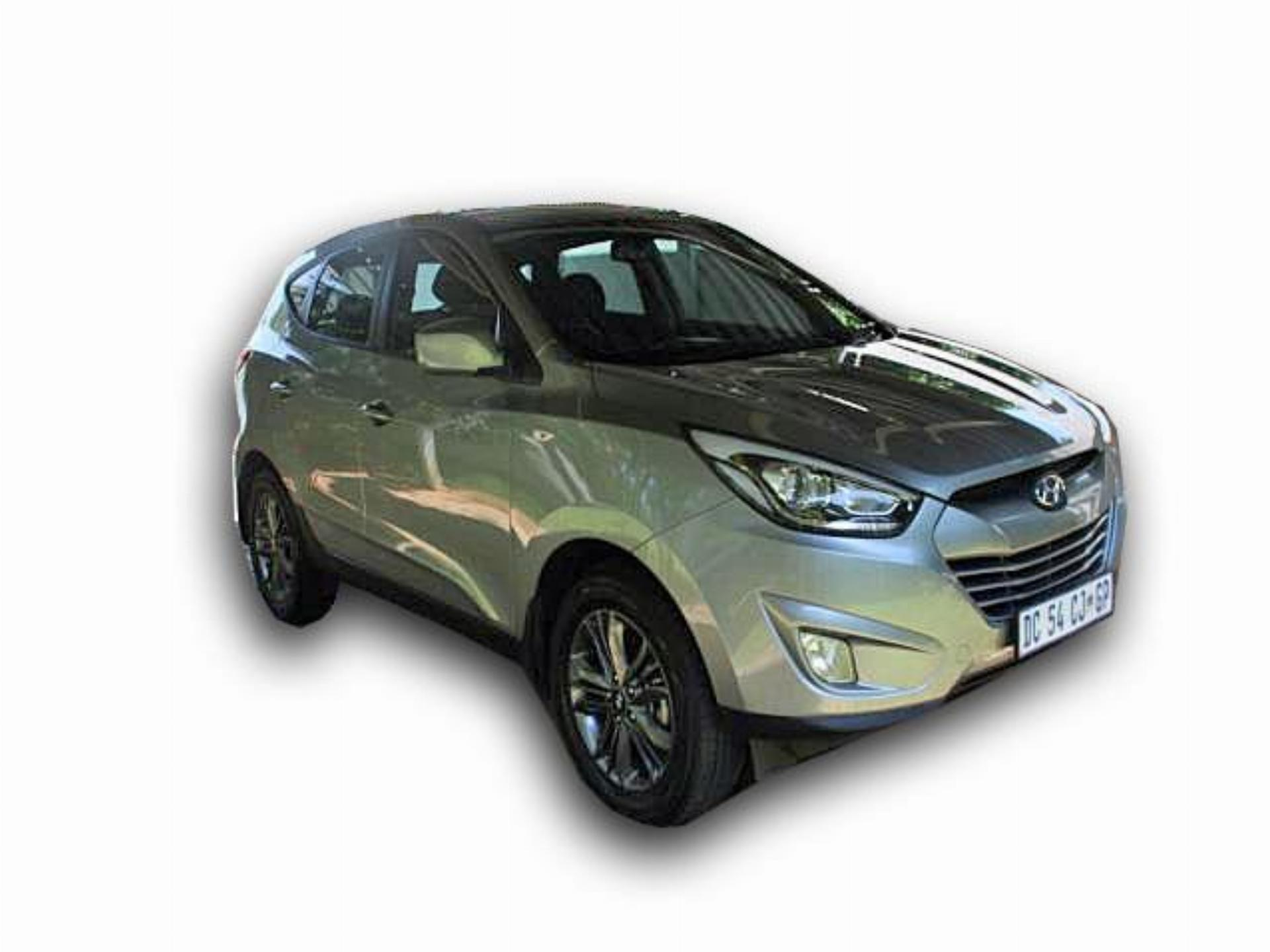 Hyundai IX35 2.0 Premuim