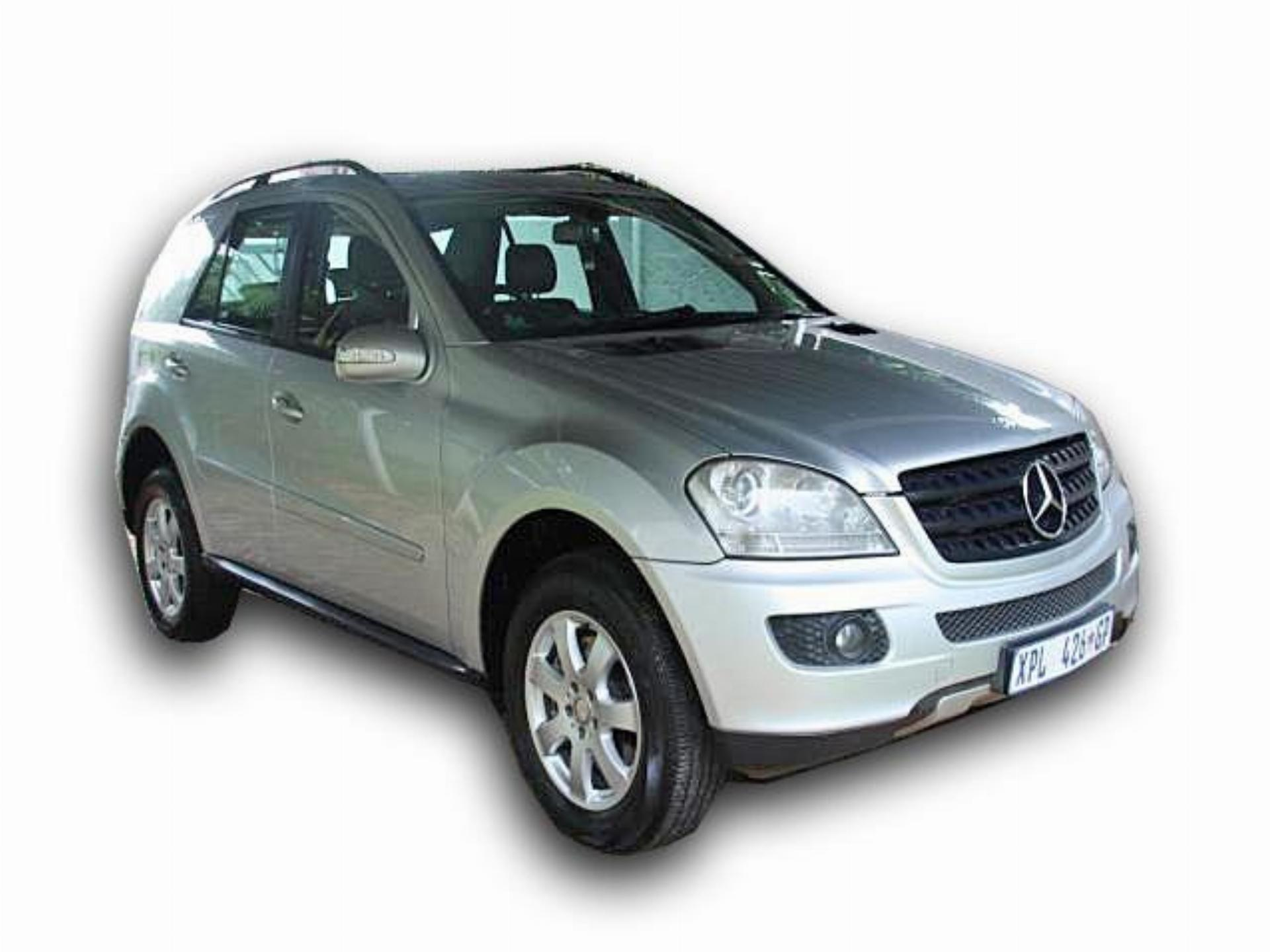 Mercedes Benz ML 320 Cdi A/T 4 Matic