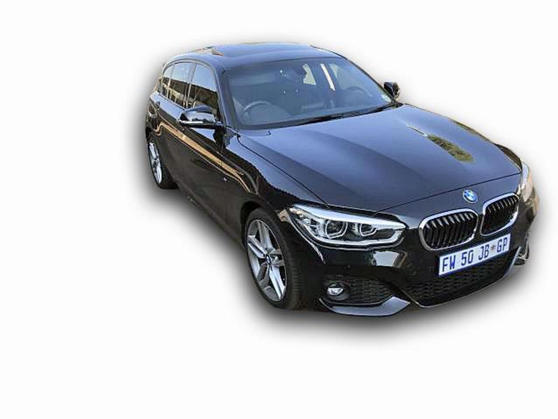 BMW 1 Series 120I M Sport 5DR