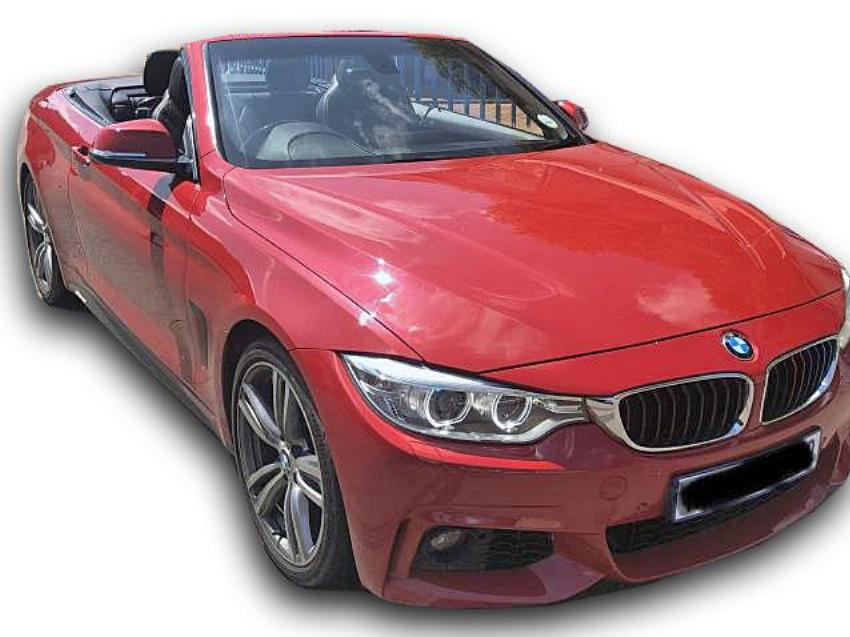 2014 4 SERIES  BMW 428i Convertable M Sport