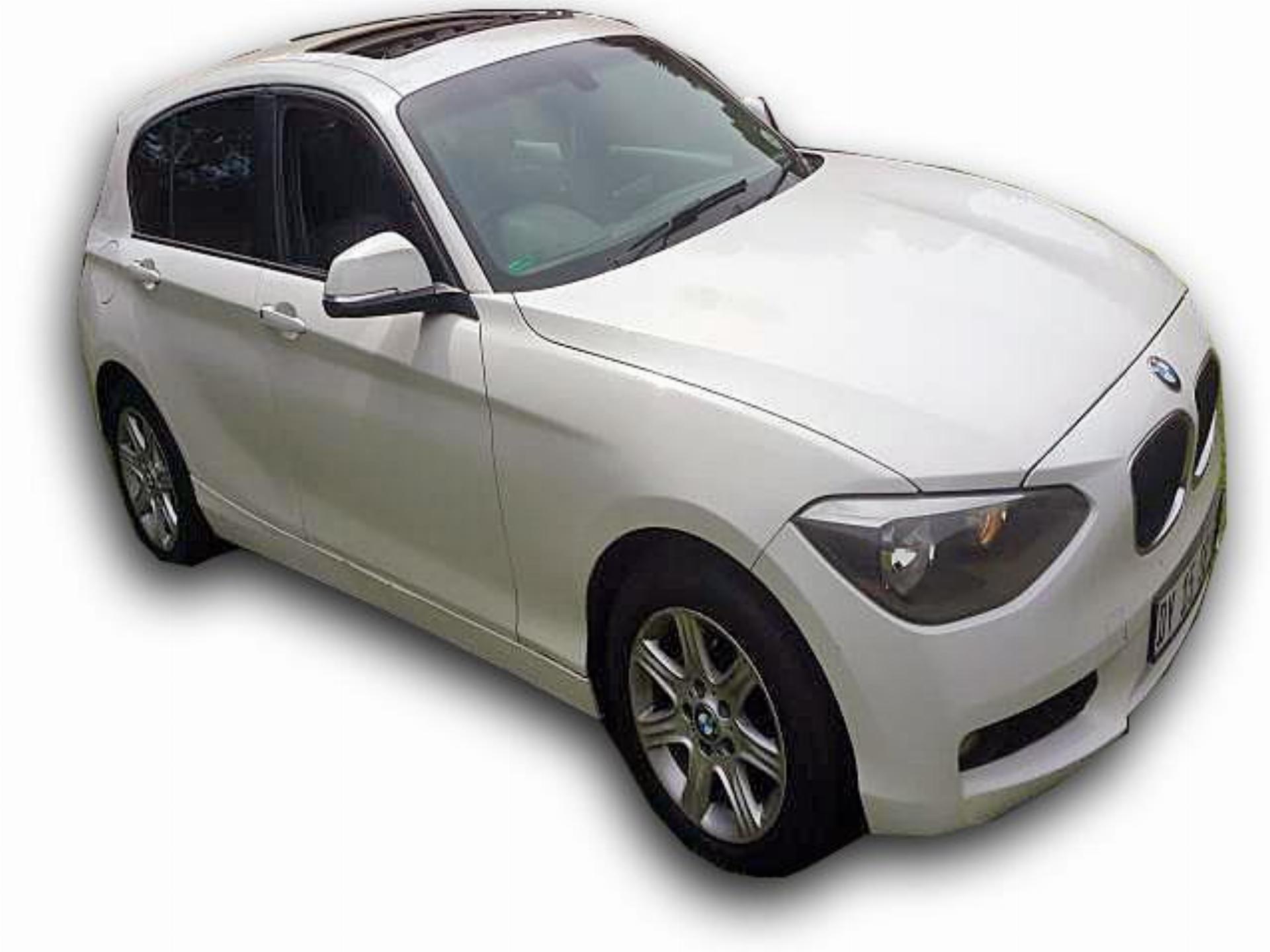 BMW 1 Series 116I F20 5DR