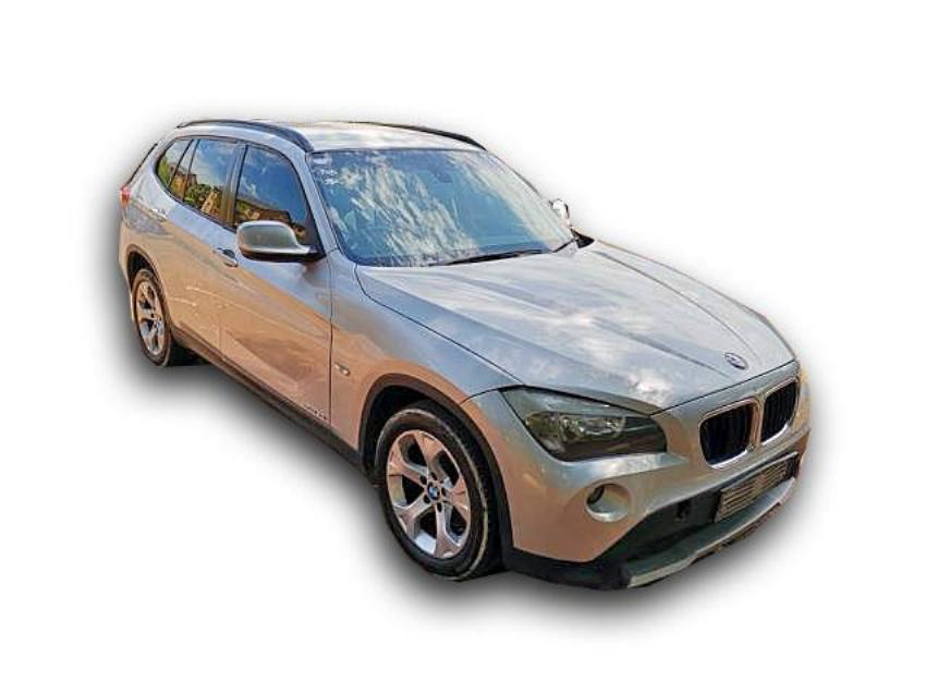 2012 BMW X1 2.0 Sdrive Manual