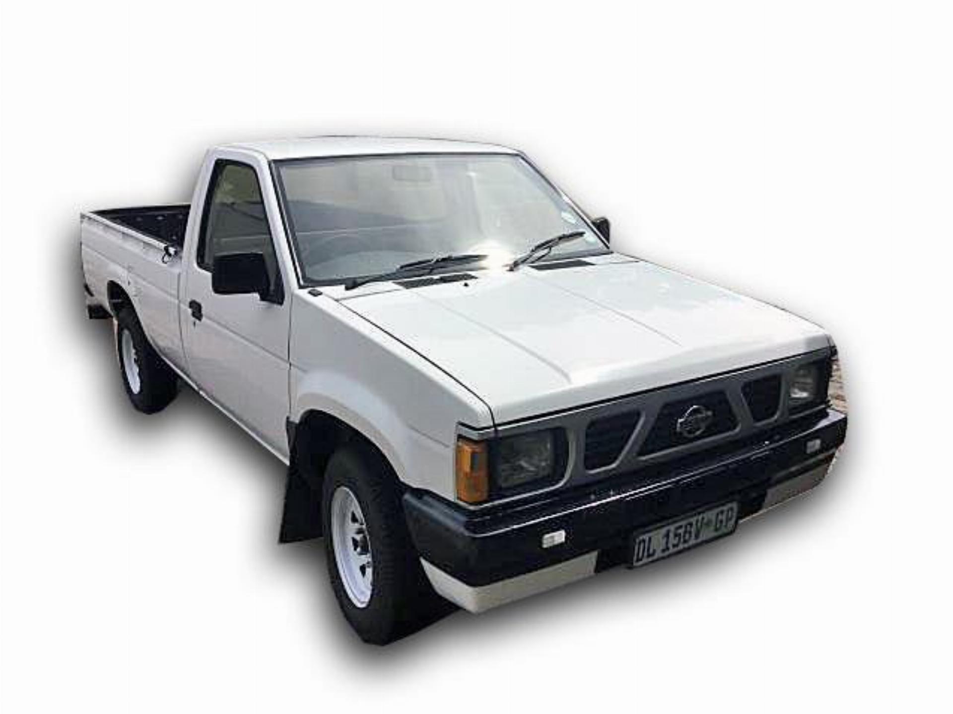 Nissan Hardbody 2.0 LWB