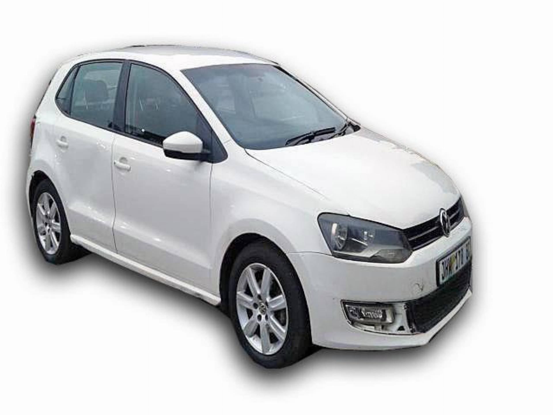 VW Polo Hatch Back 1.4 5 Doors Comfort Liner