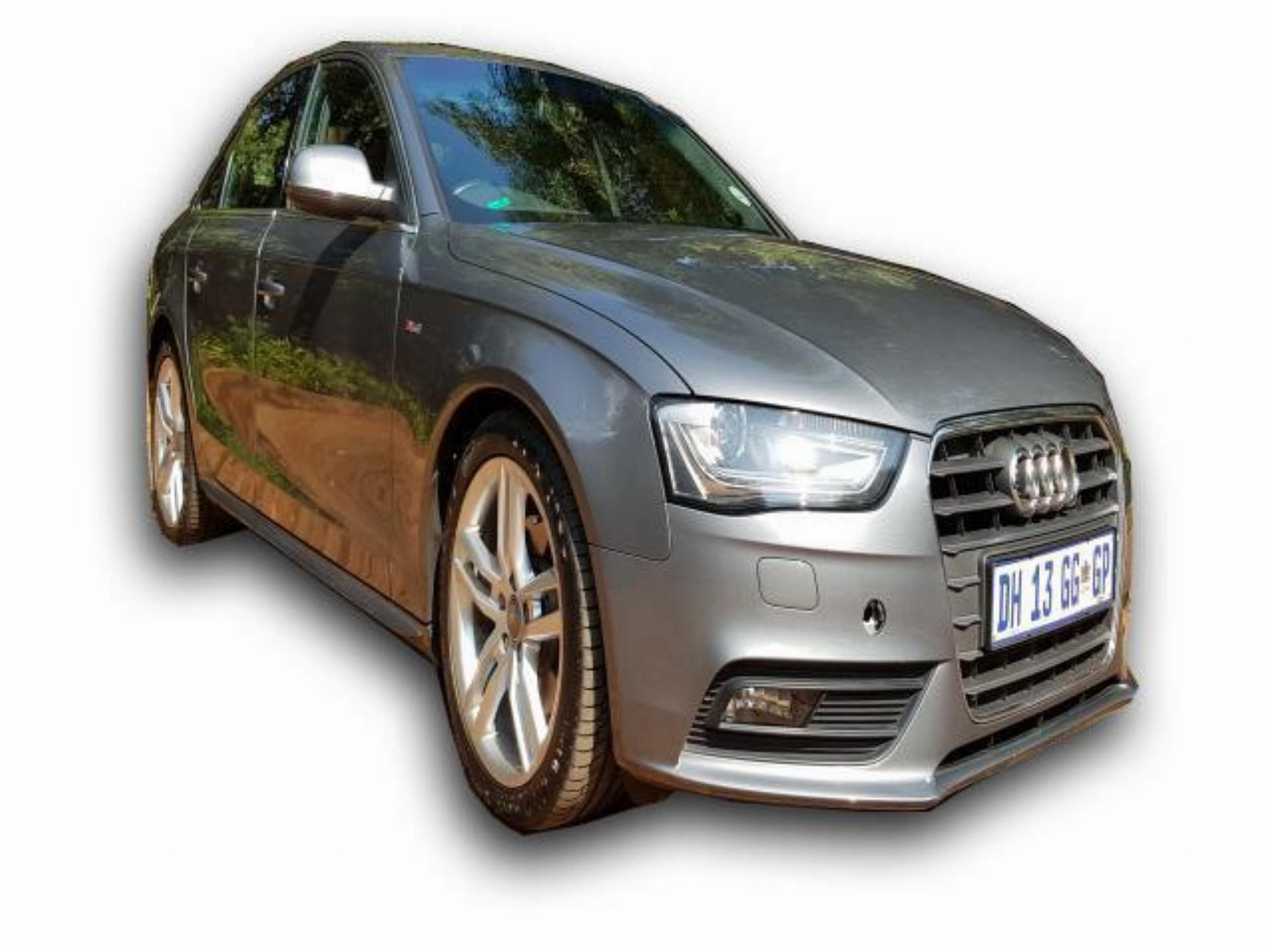 2014 Audi A4 2.0 Tdi S Multitron S-LINE Package