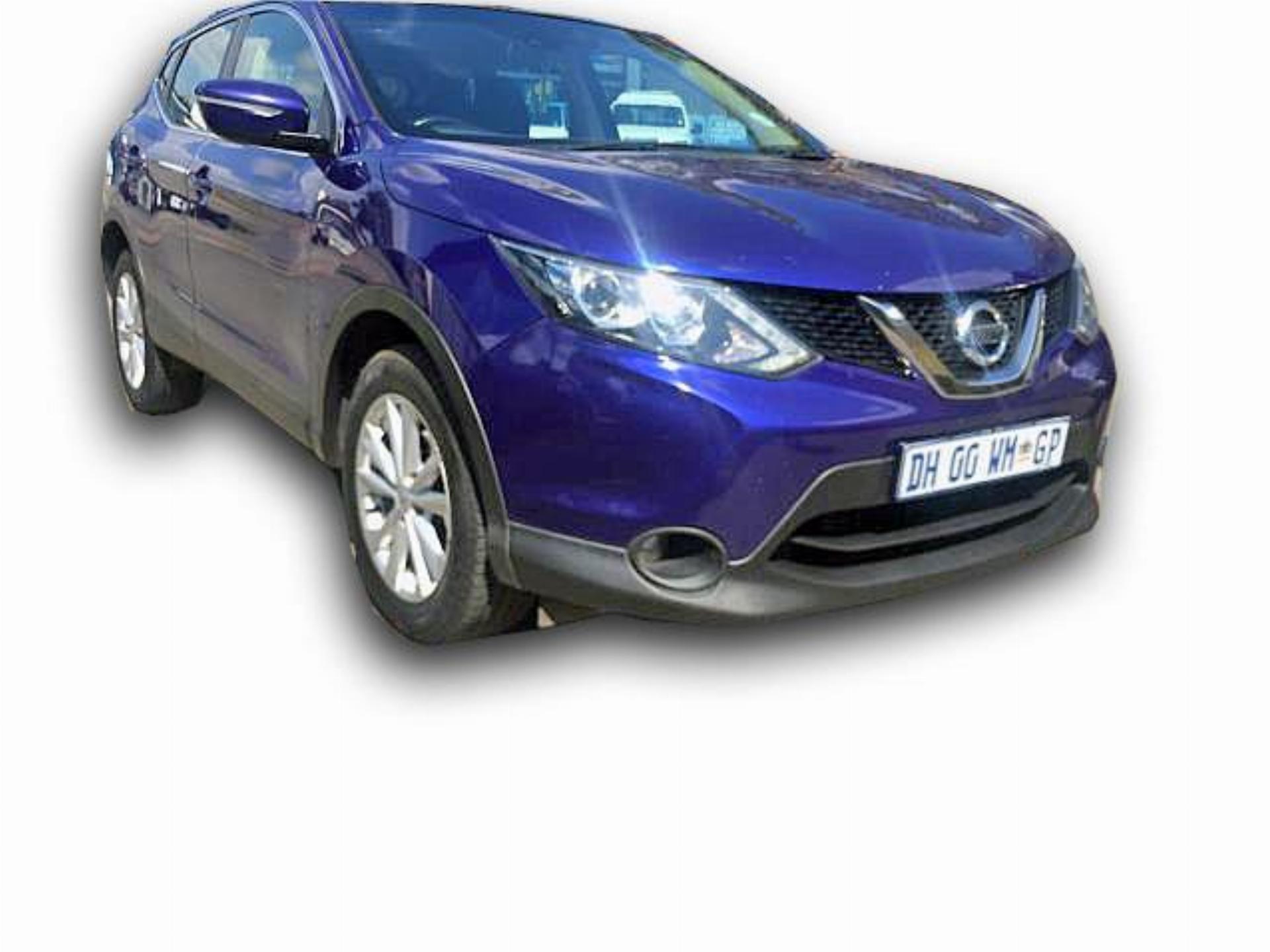 Nissan Qashqai 1.5 Dci Acenta Design Puredrive