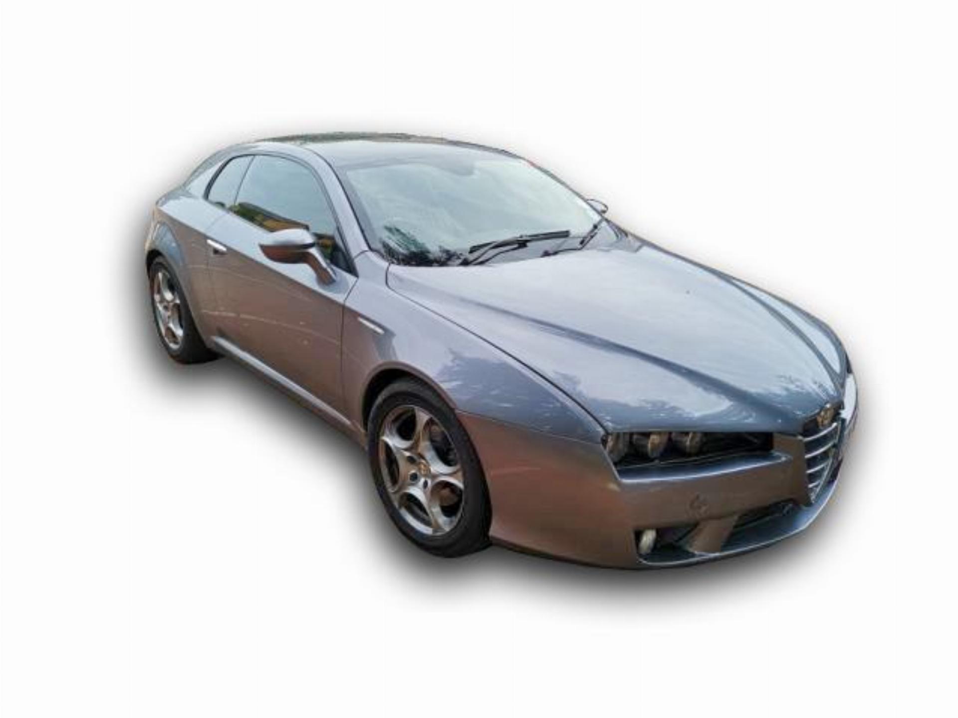 2006 Alfa Romeo Brera Coupe
