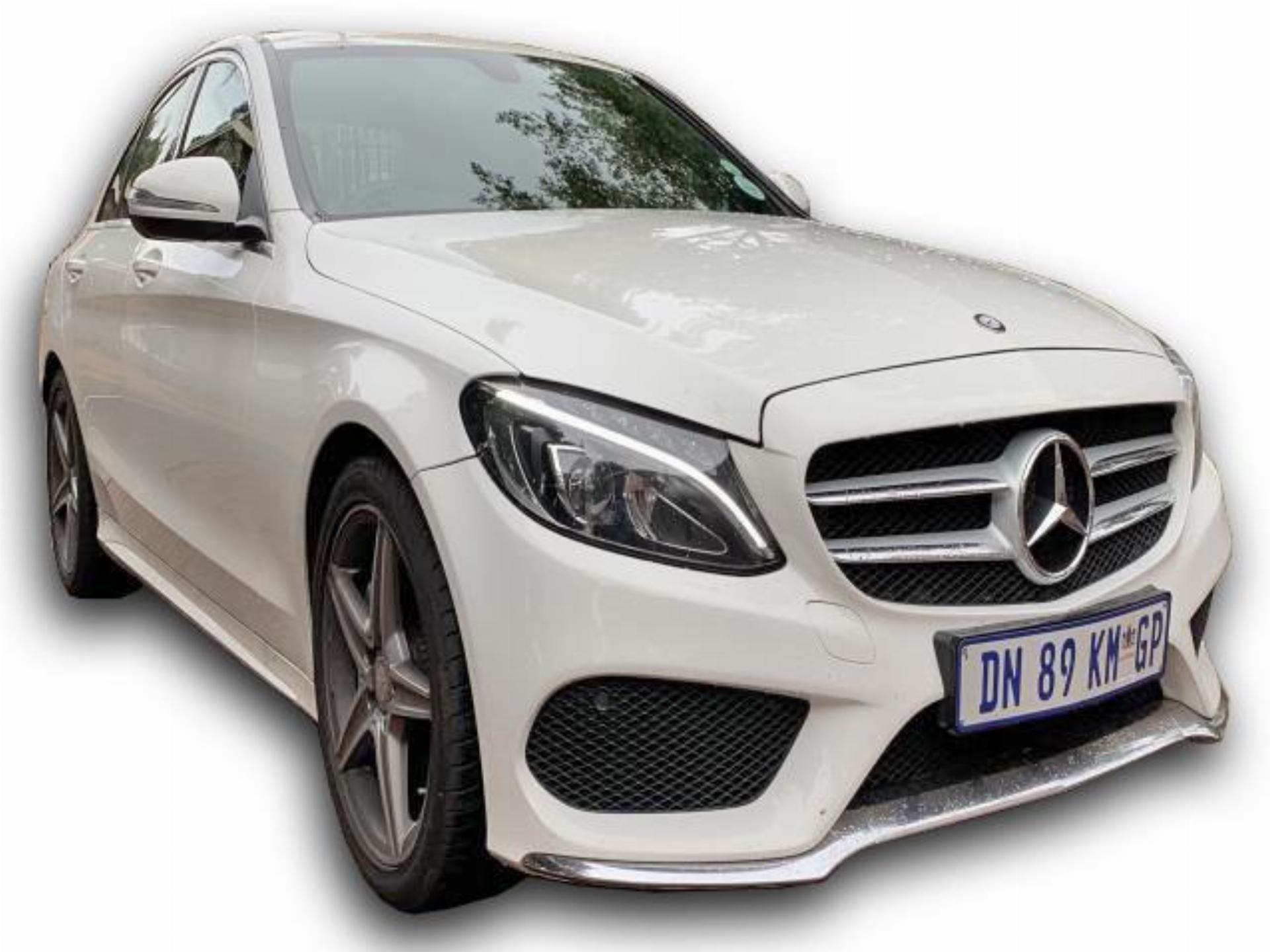 Mercedes Benz C Class C220 Bluetec Amg Line
