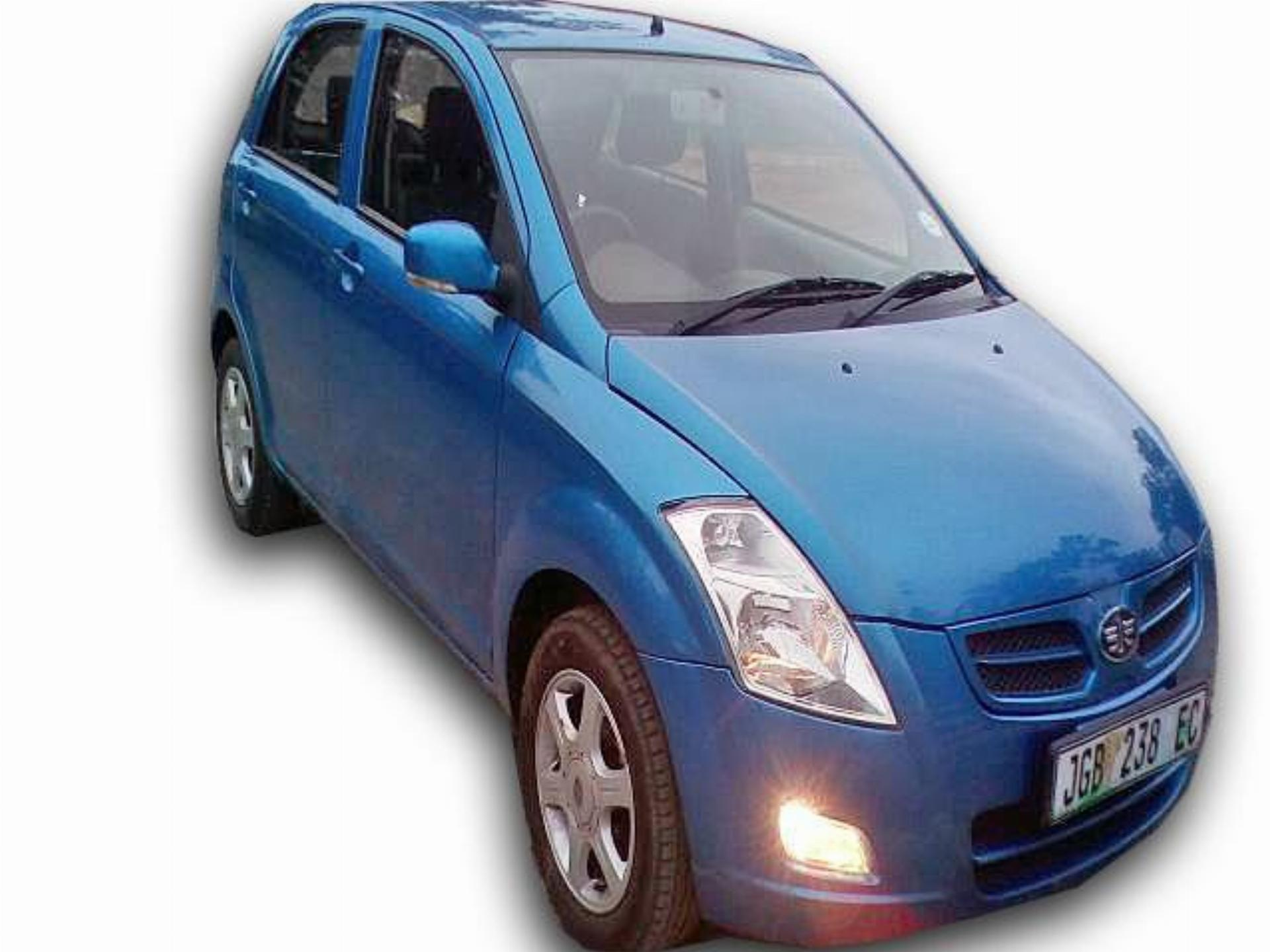 FAW V2 1.3 DLX 5 Door Metalic Blue