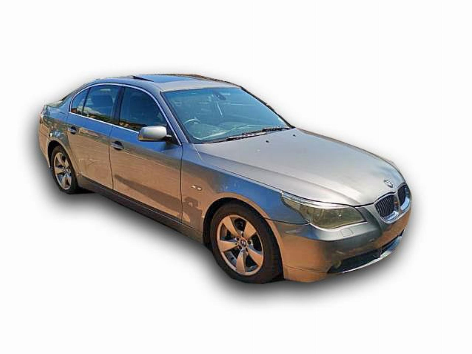 5 Series BMW 530I E60 Auto