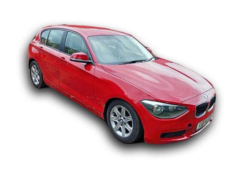 1 Series 2012 BMW 116I F20 Manual